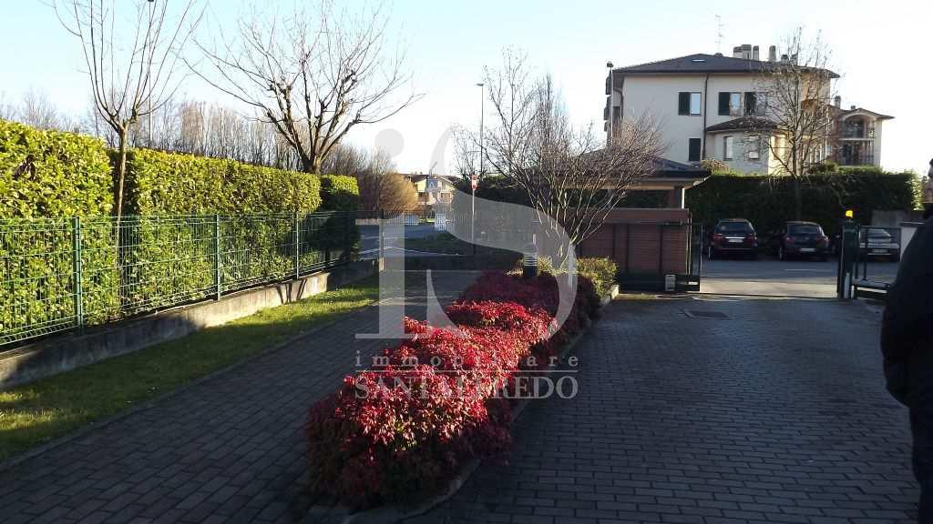 Bilocale Ornago Via Borsellino 8