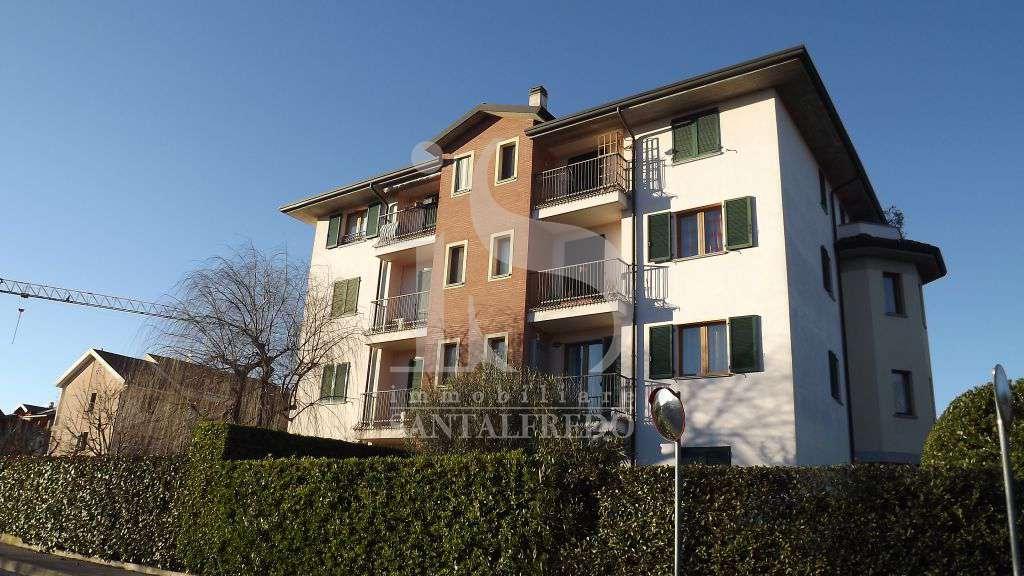 Bilocale Ornago Via Borsellino 9