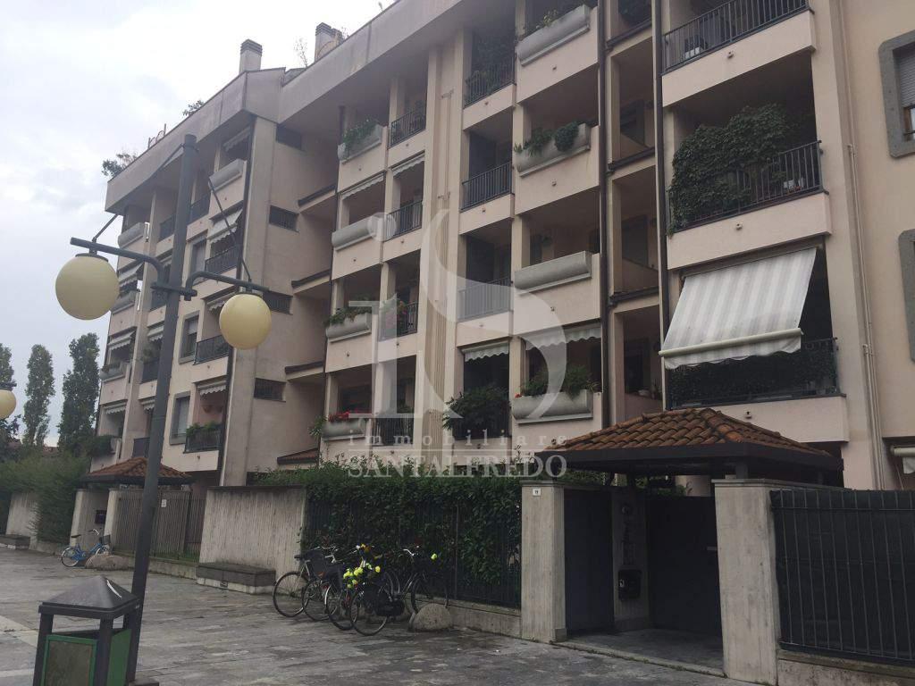 Bilocale Villasanta Piazza Europa 2