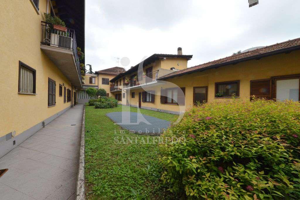 Bilocale Concorezzo Via Dante Allighieri 3