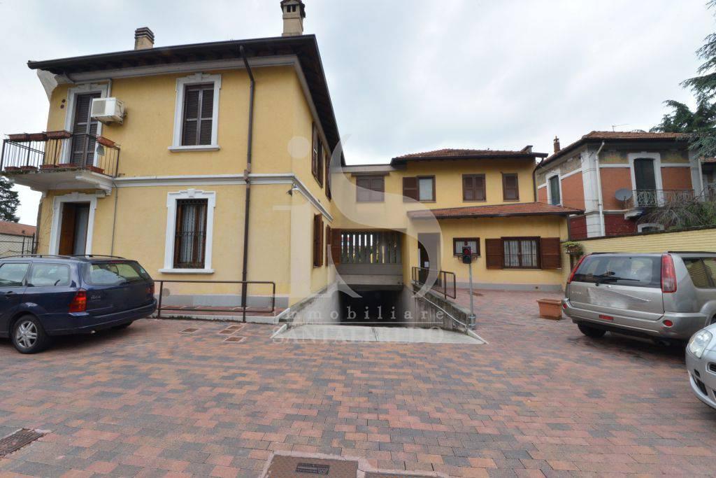 Bilocale Concorezzo Via Dante Allighieri 4