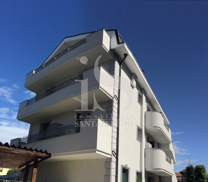 Bilocale Concorezzo Via Carducci 1