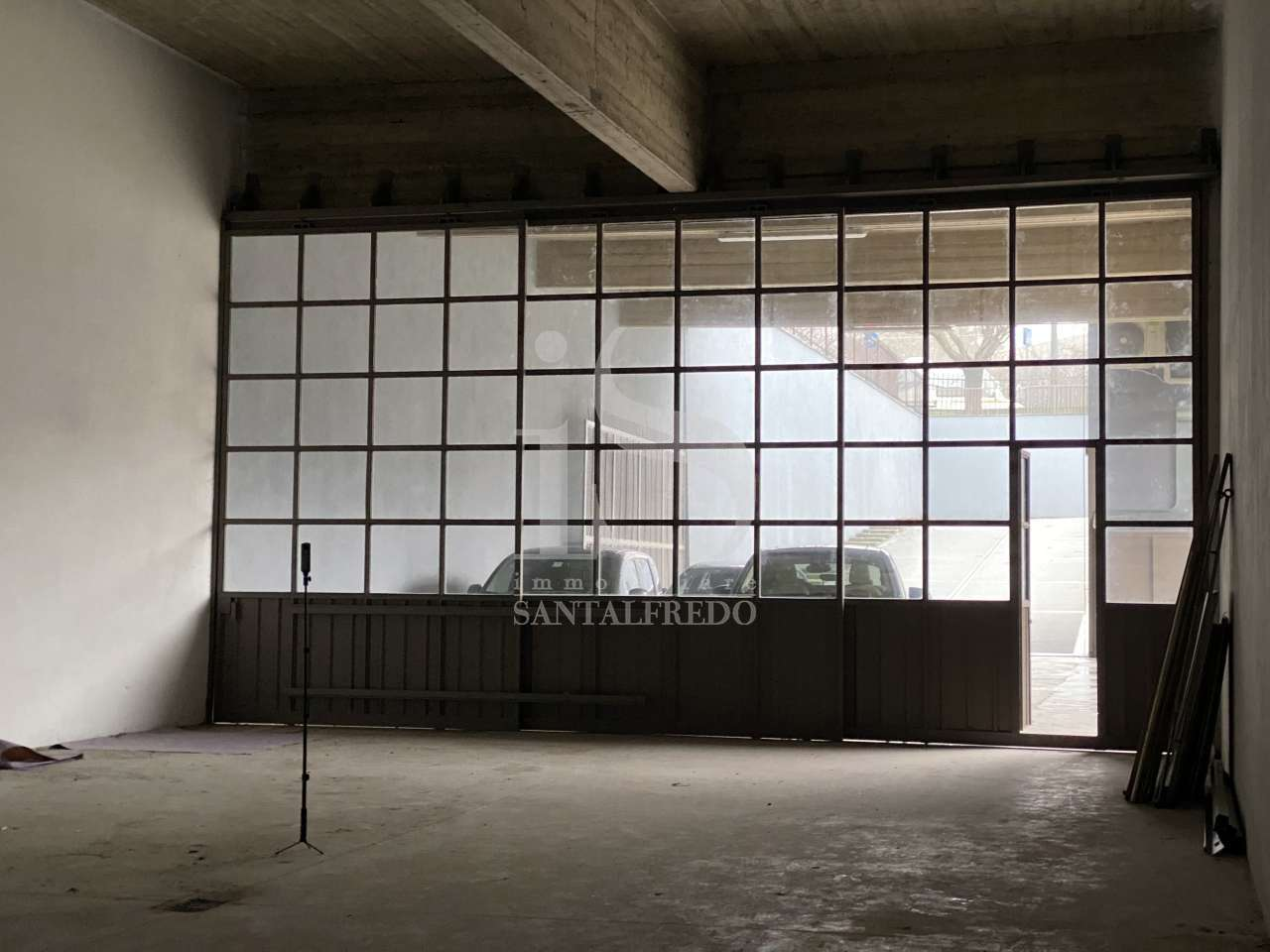 Capannone Industriale MONZA HOME 2002-1
