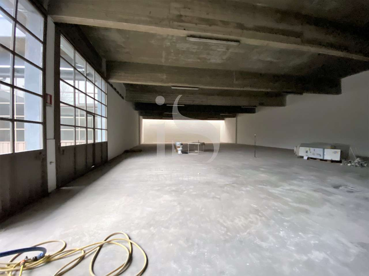 Capannone Industriale MONZA HOME 2003-2