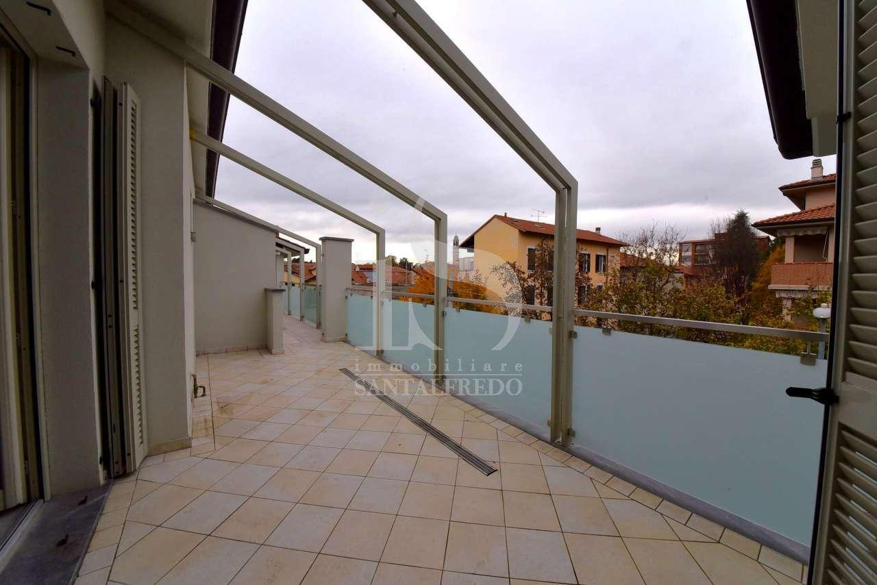 Appartamento in vendita a Concorezzo, 4 locali, prezzo € 395.000   PortaleAgenzieImmobiliari.it
