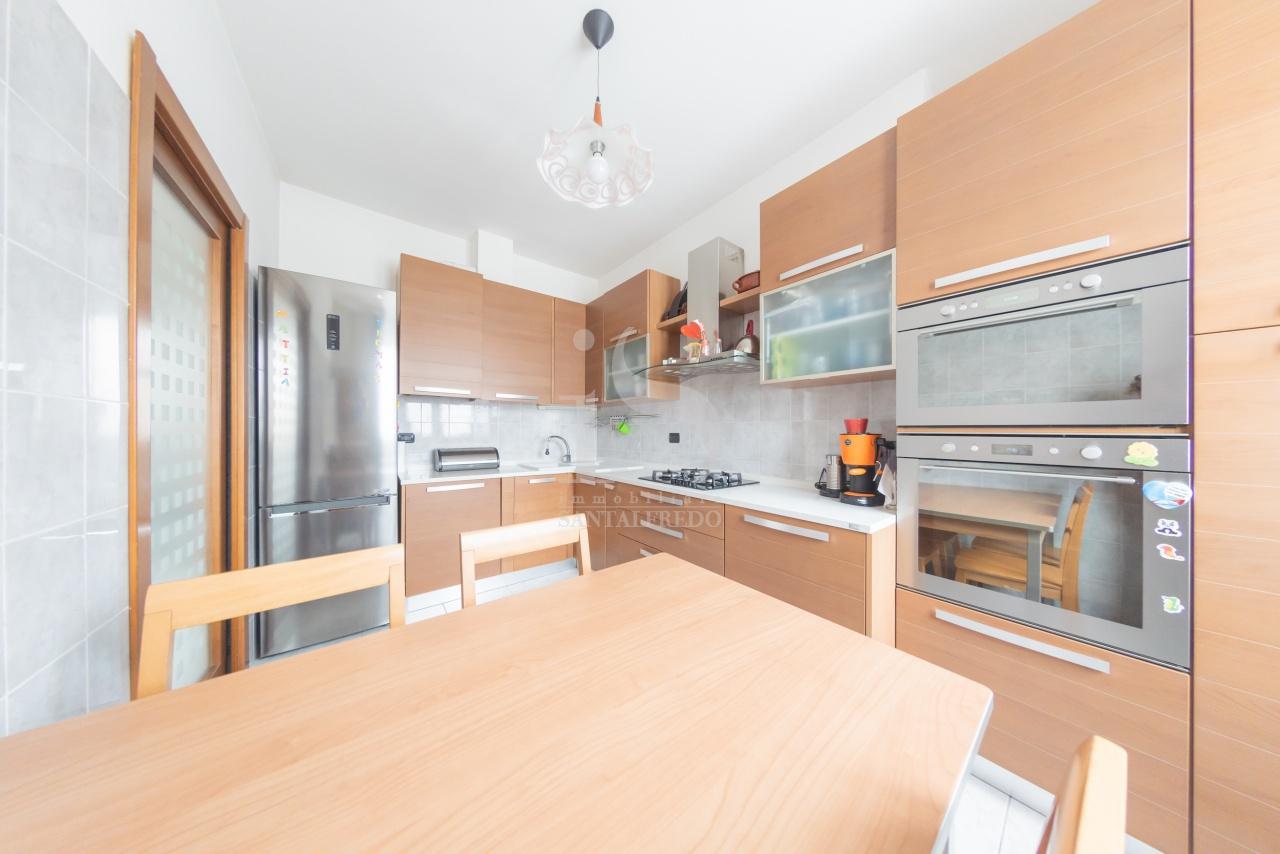 Appartamento in vendita a Agrate Brianza, 3 locali, prezzo € 189.000 | PortaleAgenzieImmobiliari.it