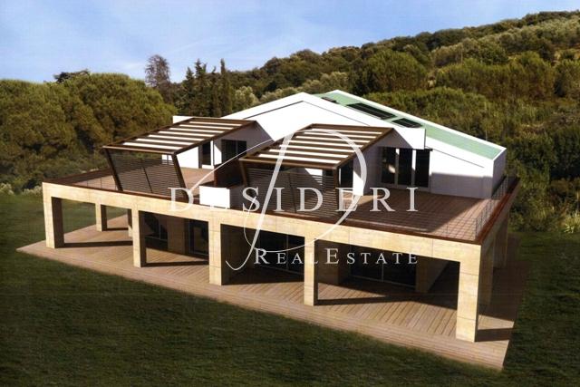 Villa in vendita Rif. 6381004