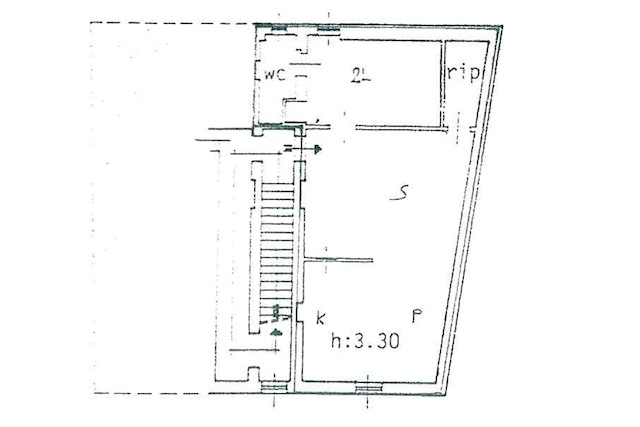 Vendita  bilocale Grosseto  1 890017