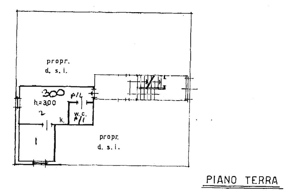 Vendita  bilocale Castiglione della Pescaia  1 990507