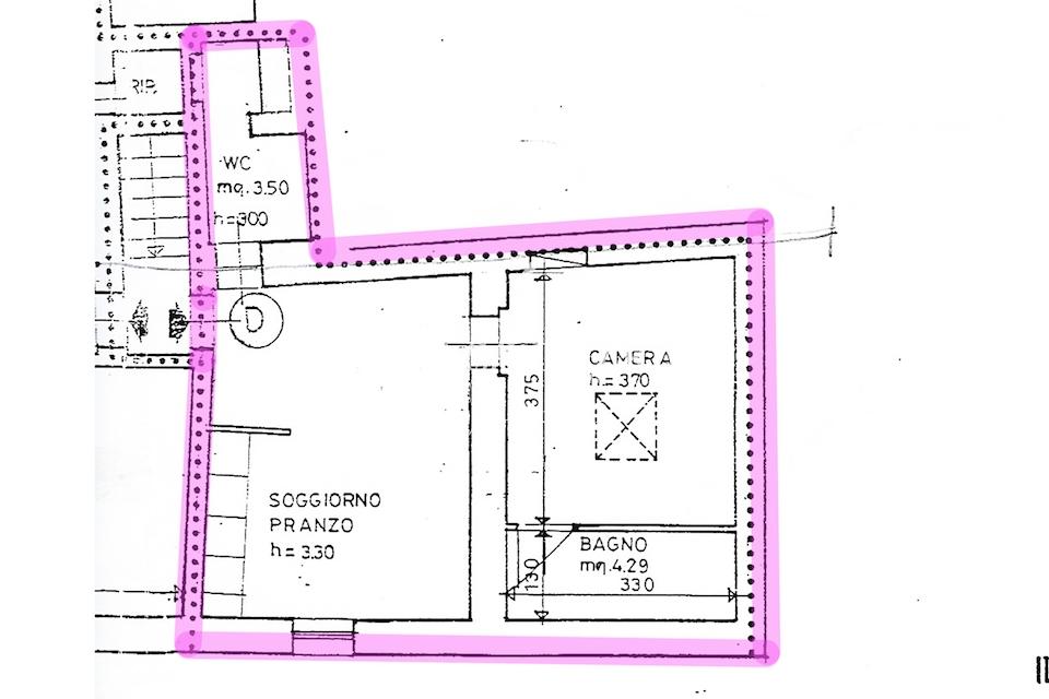 Affitto  bilocale Grosseto  1 1092864