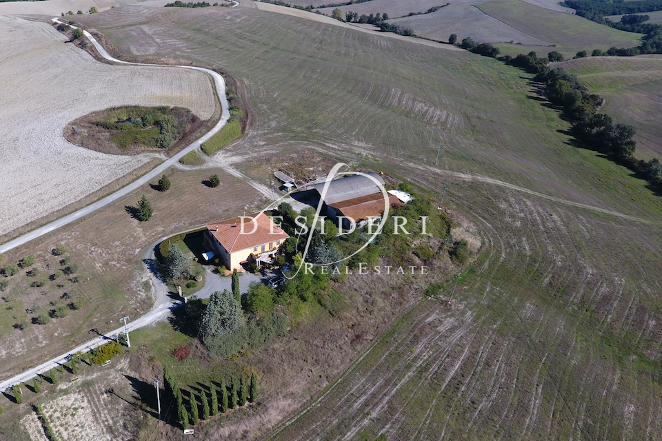 AZIENDA AGRICOLA in VENDITA a Volterra, Pisa Rif.12338224
