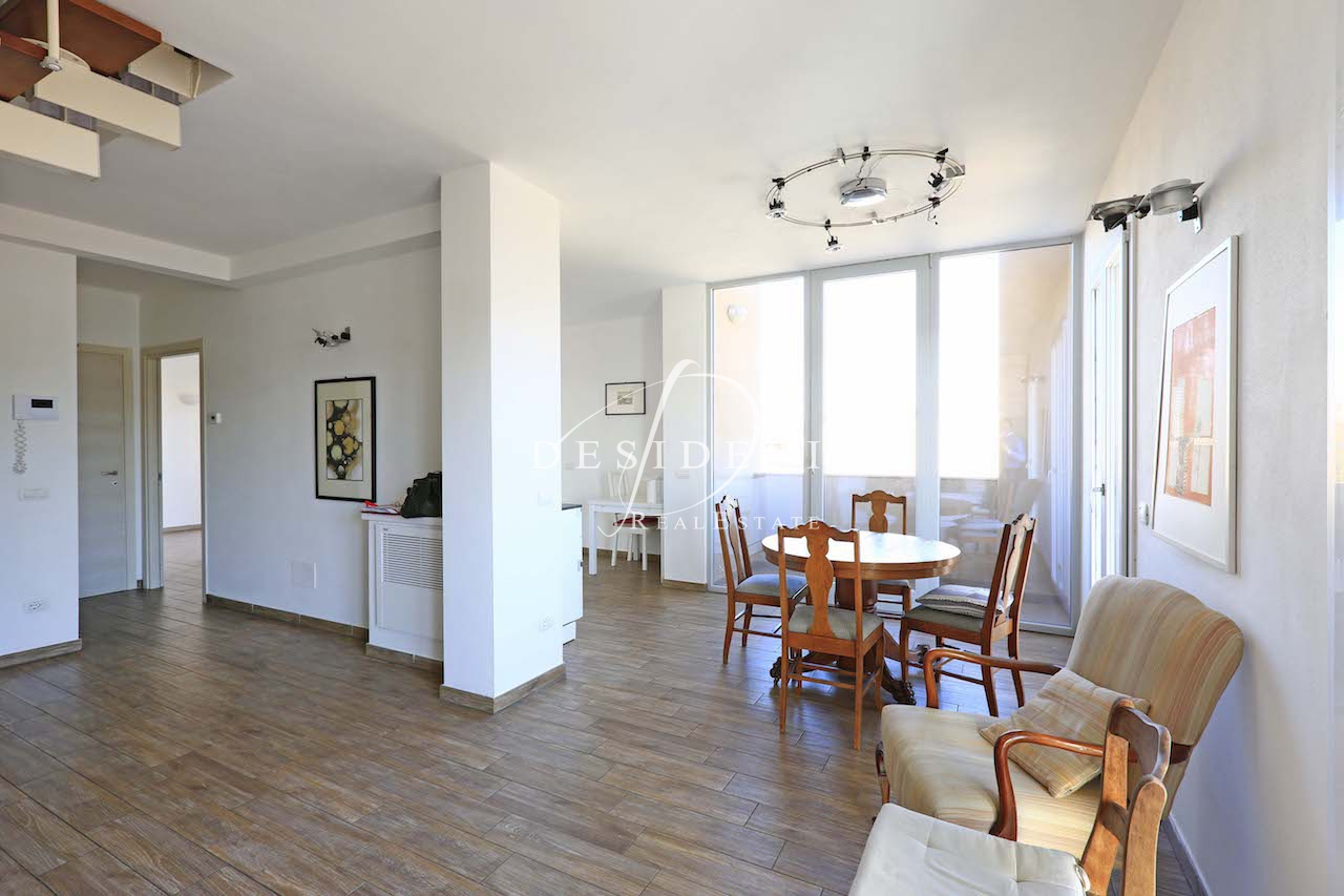 Attico / Mansarda in vendita a Grosseto, 5 locali, prezzo € 390.000 | PortaleAgenzieImmobiliari.it