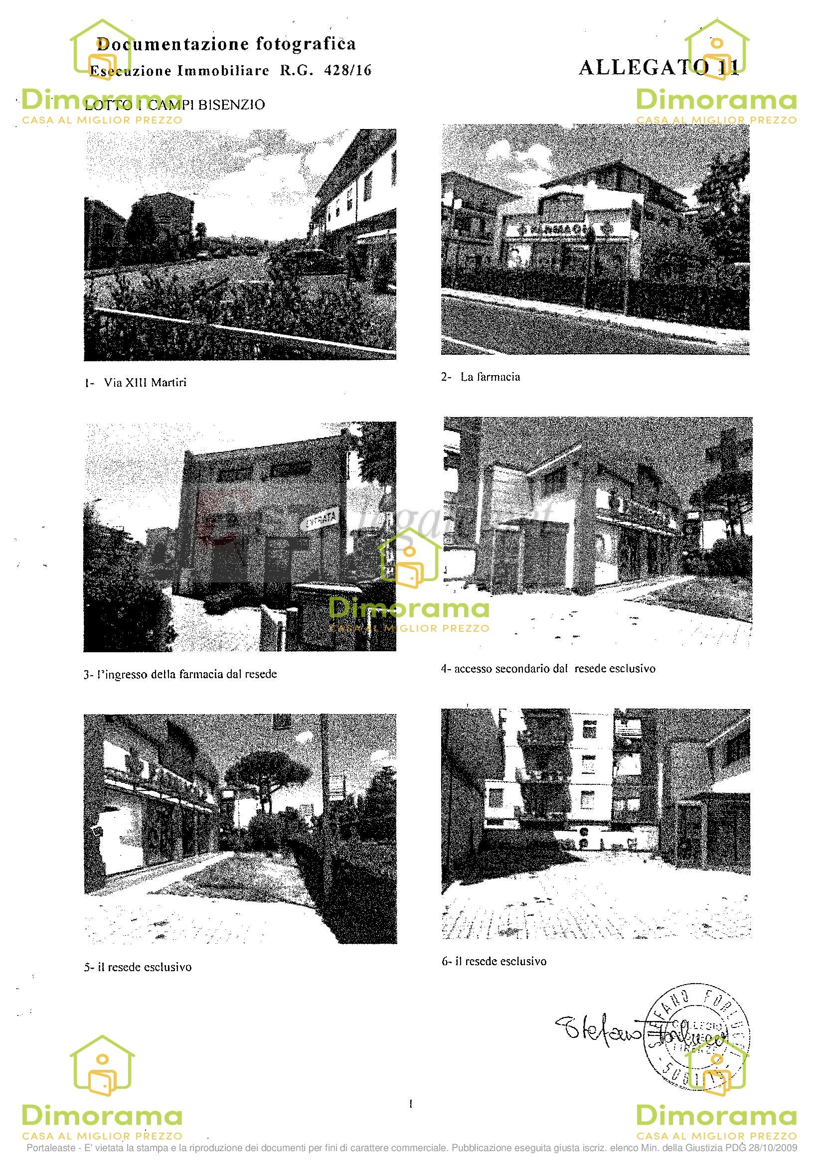 Box e posti auto in vendita Rif. 10861682