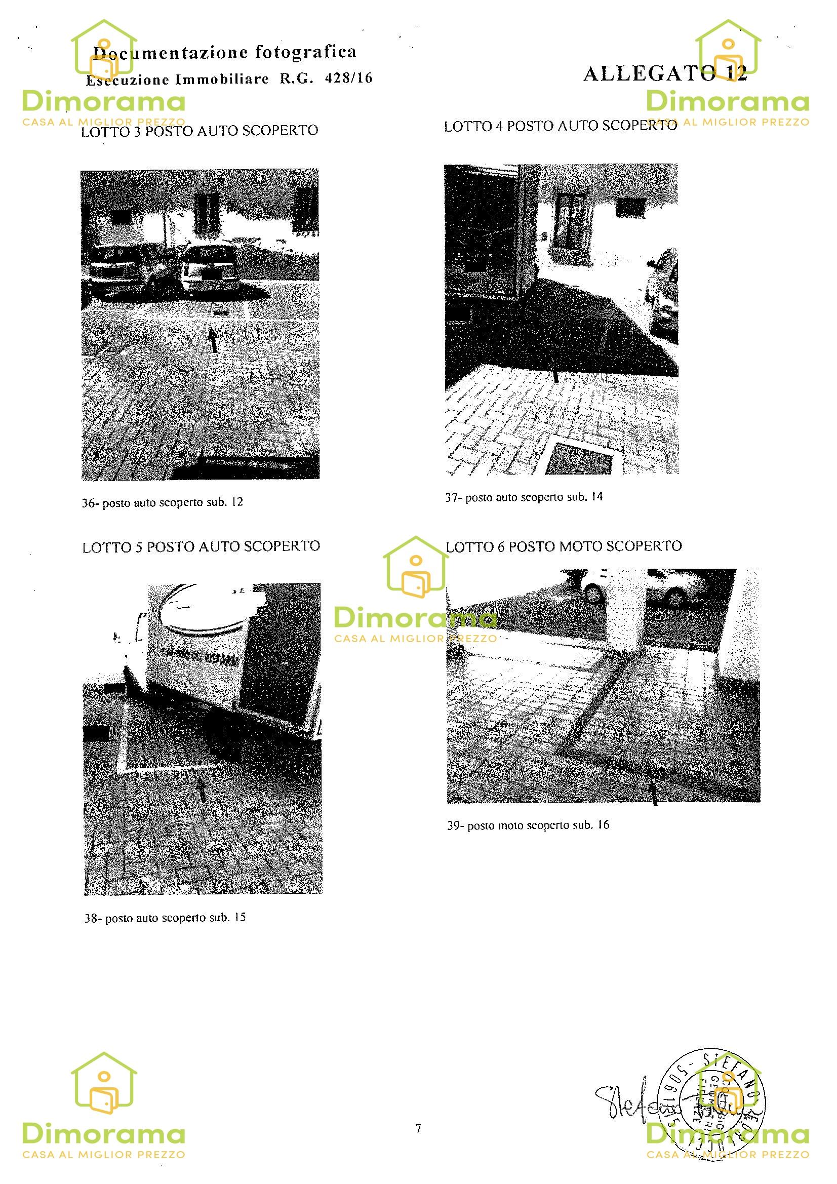 Box e posti auto in vendita Rif. 10861686