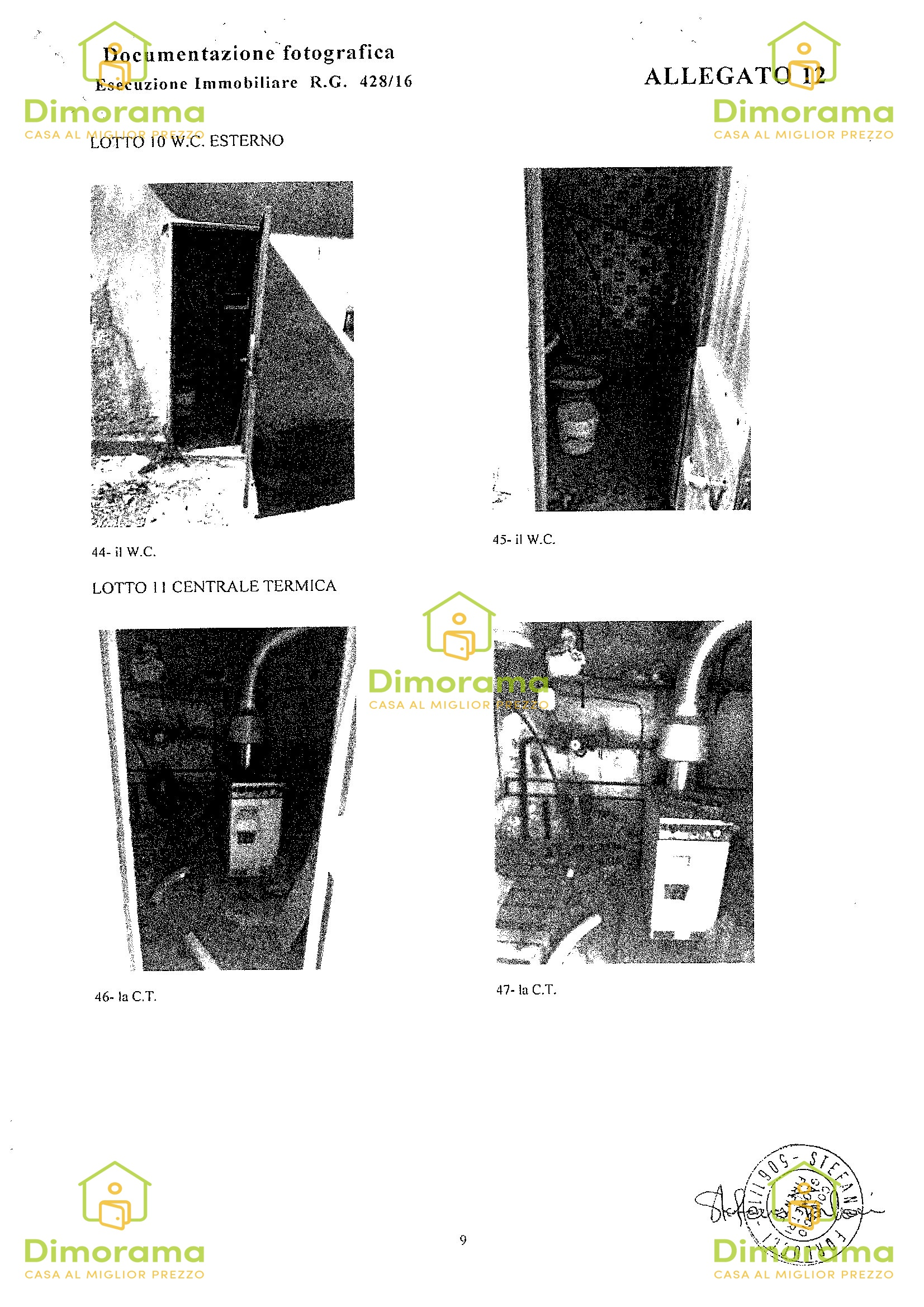 Magazzino - capannone in vendita Rif. 10861687