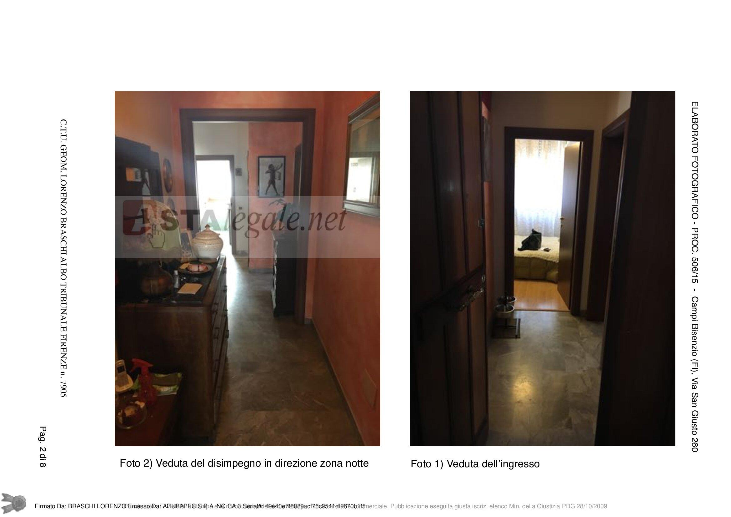 Appartamento 6 locali in vendita a Campi Bisenzio (FI)