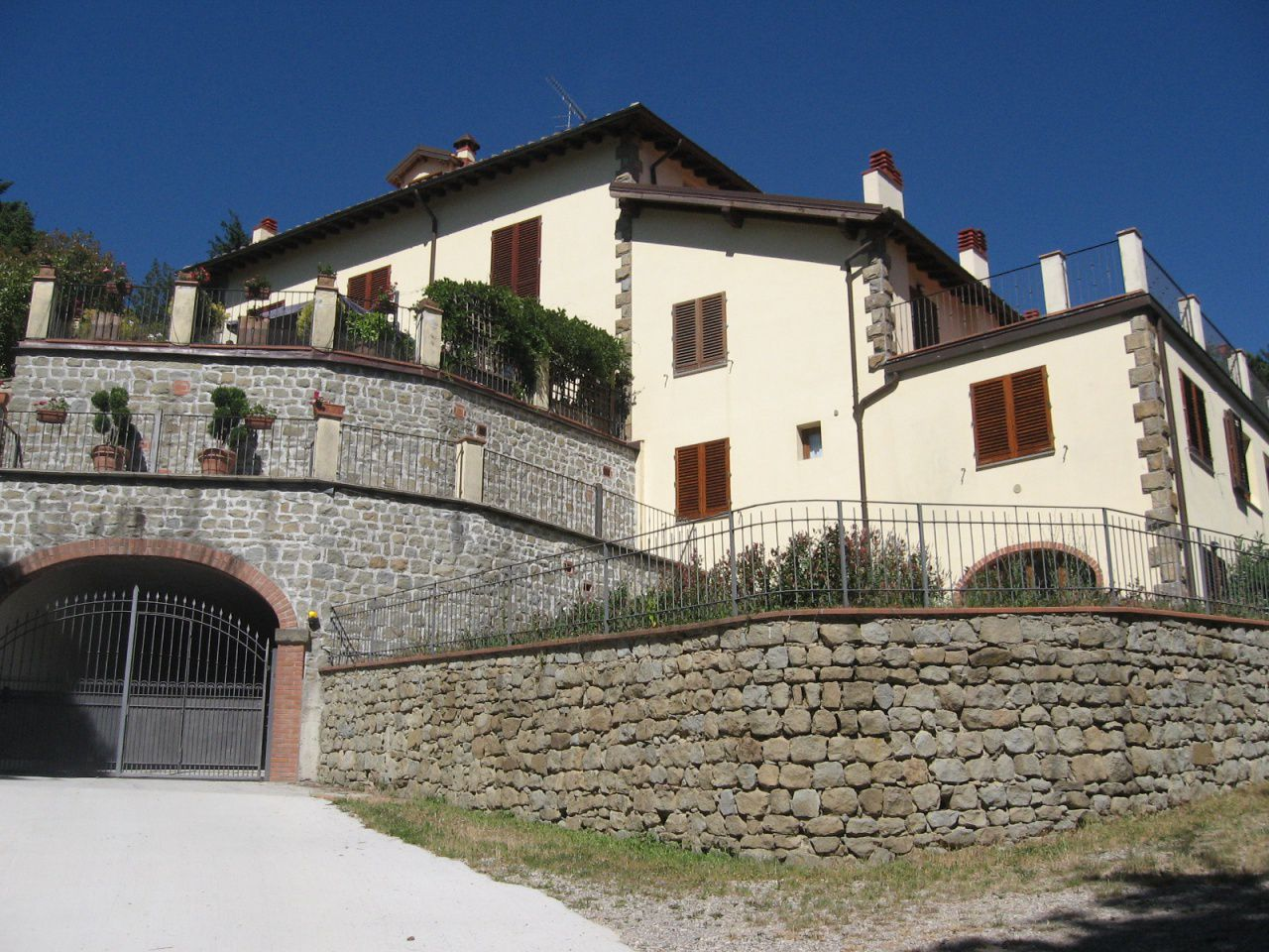 Bilocale Borgo San Lorenzo  6