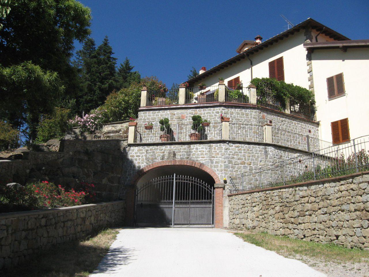 Bilocale Borgo San Lorenzo  12