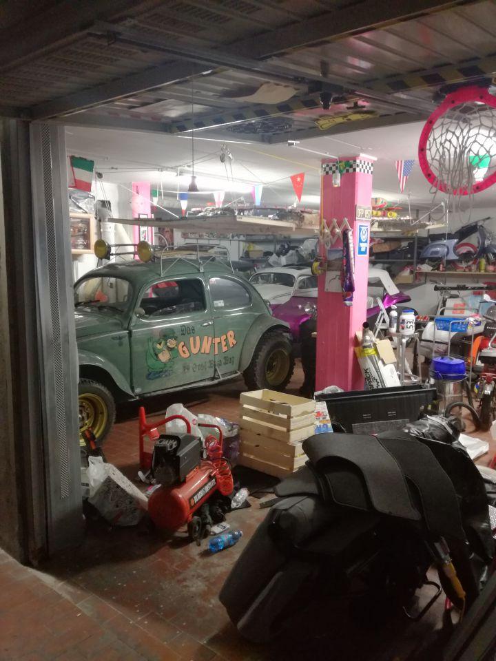 Box e posti auto in vendita Rif. 9340775