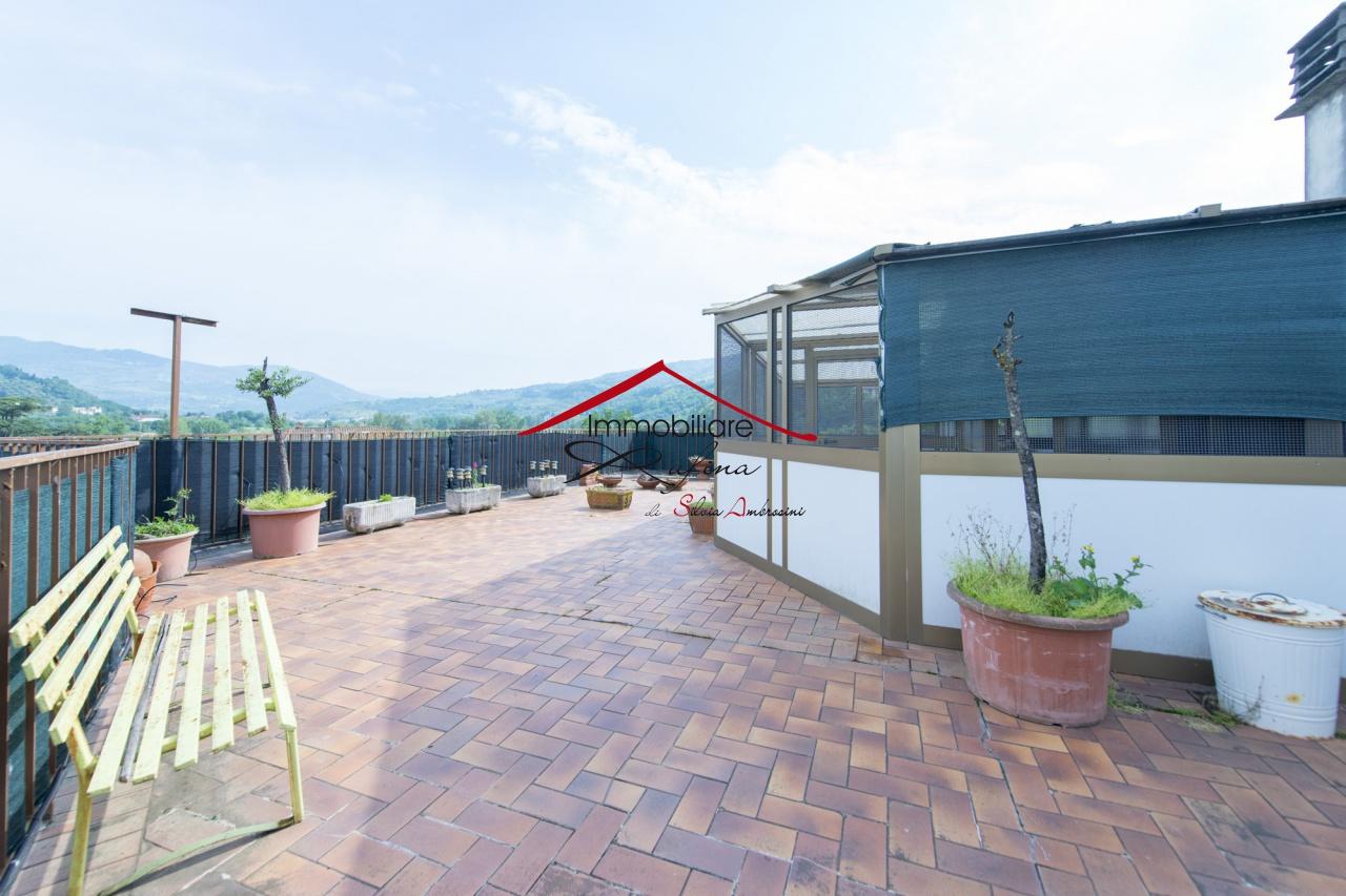 Attico / Mansarda in vendita a Rufina, 4 locali, prezzo € 209.000   PortaleAgenzieImmobiliari.it