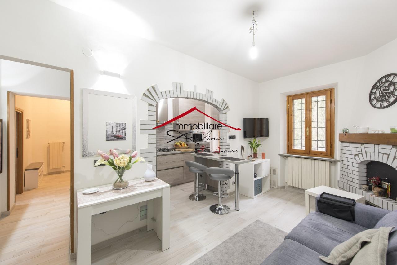 Appartamento in vendita a Rufina, 4 locali, prezzo € 130.000 | PortaleAgenzieImmobiliari.it