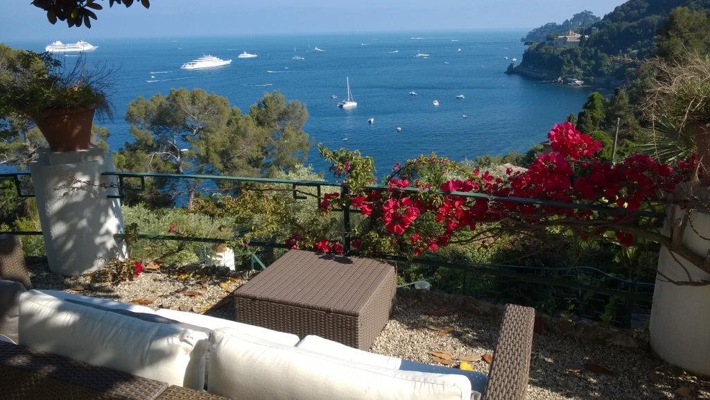 Santa Margherita Ligure - locazione stagionale (Codice CITRA 010054-Lt-0315)  - elegante appartamento in prestigiosa villa d'epoca con splendida vista mare e piacevole giardino. Duisponibile dal 1 Settembre 2019.