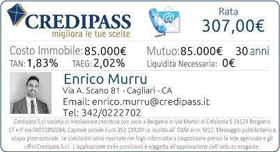 Bilocale Capoterra Via Trento 2