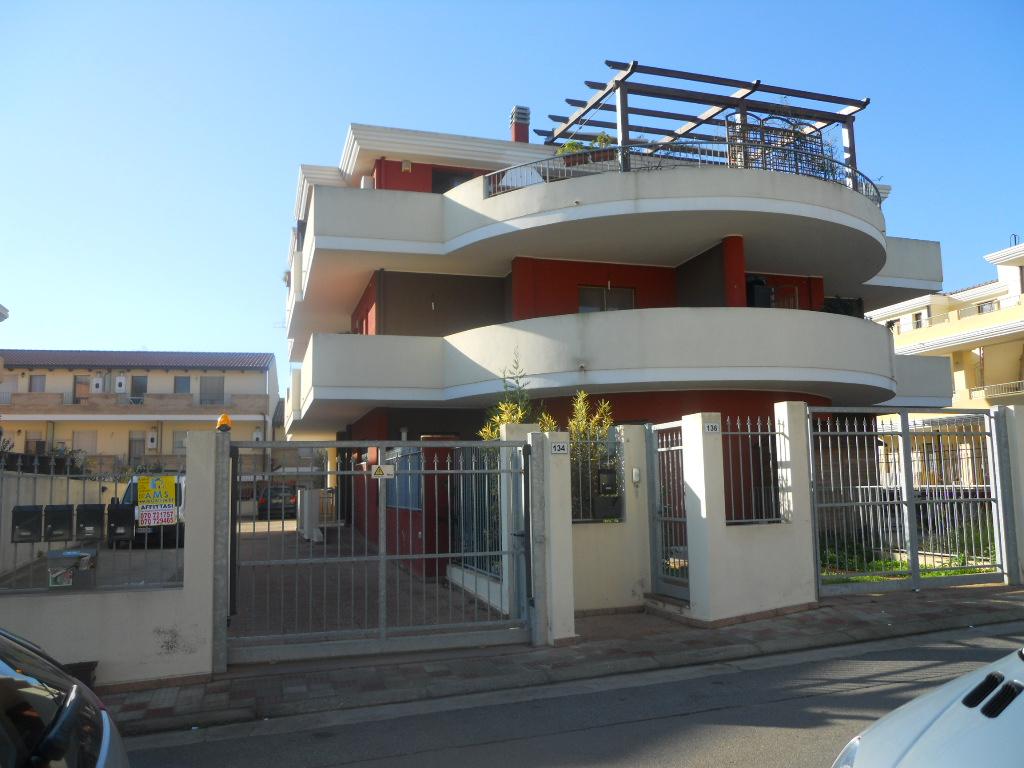 Appartamento in affitto a Capoterra, 2 locali, prezzo € 380 | CambioCasa.it