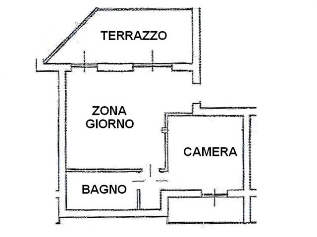 Vendita  bilocale Pozzo d Adda Via Italia 1 890438