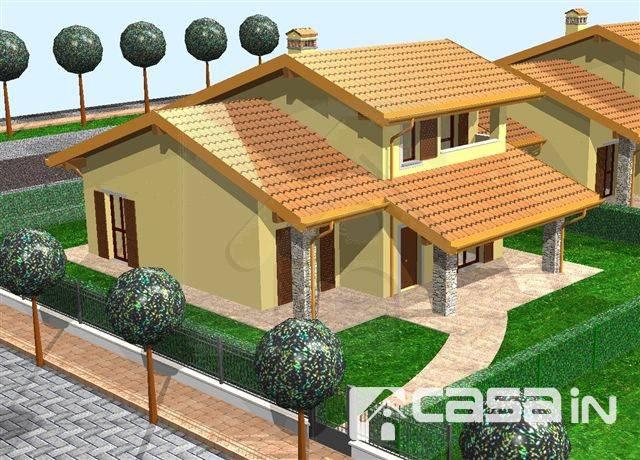 Villa in vendita a Vaprio d'Adda, 4 locali, prezzo € 430.000 | CambioCasa.it
