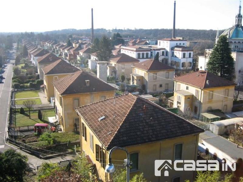 Bilocale Capriate San Gervasio Via Stadium 2