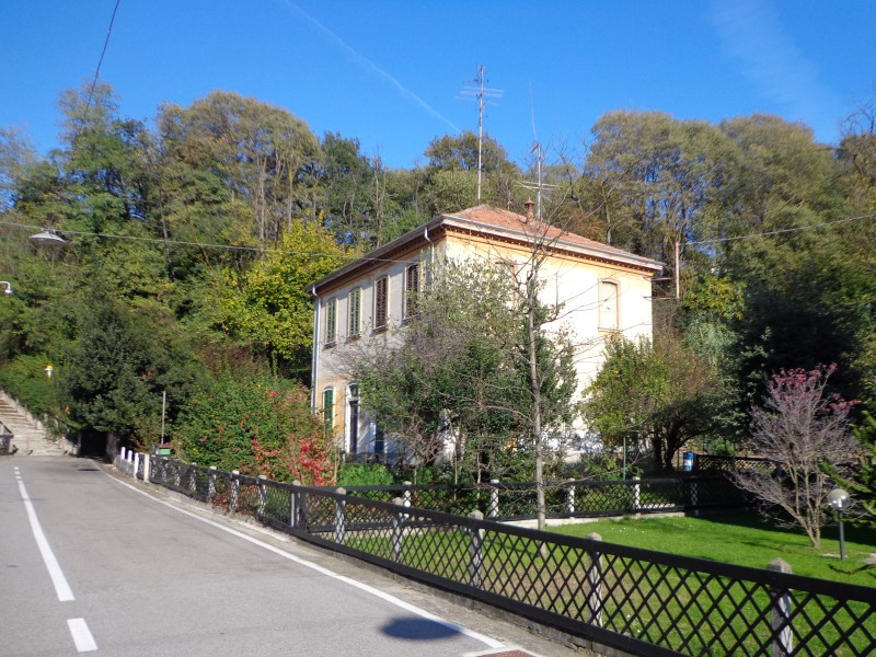 Bilocale Capriate San Gervasio Via Cavour 1