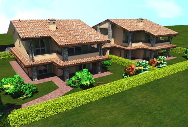 Soluzione Indipendente in vendita a Vaprio d'Adda, 3 locali, zona Località: VAPRIO D'ADDA, prezzo € 215.000 | Cambio Casa.it