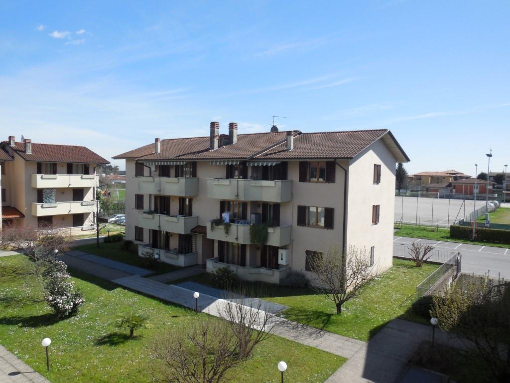 Appartamento in vendita a Bottanuco, 2 locali, prezzo € 90.000 | CambioCasa.it