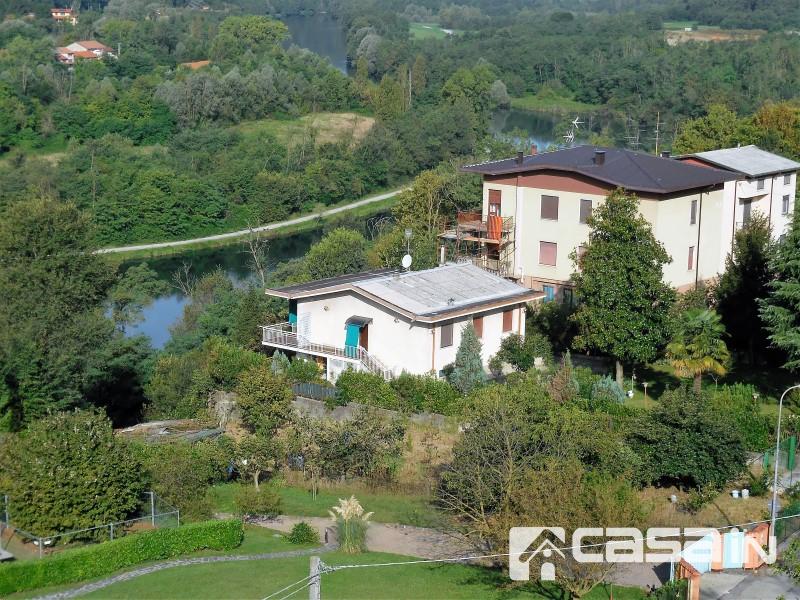 Villa in vendita a Capriate San Gervasio, 4 locali, prezzo € 290.000 | CambioCasa.it