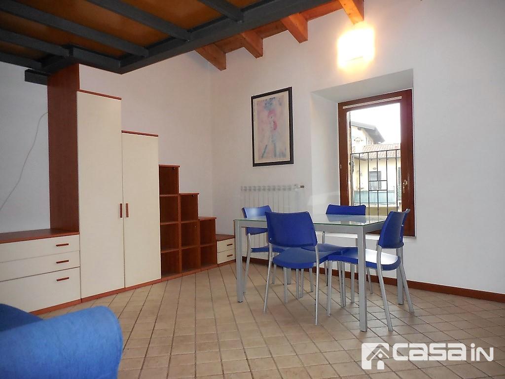 Appartamento in vendita a Capriate San Gervasio, 1 locali, prezzo € 42.000 | CambioCasa.it