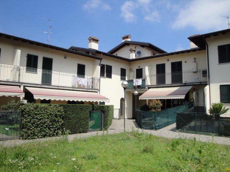 Appartamento in vendita a Capriate San Gervasio, 1 locali, prezzo € 39.000 | Cambio Casa.it