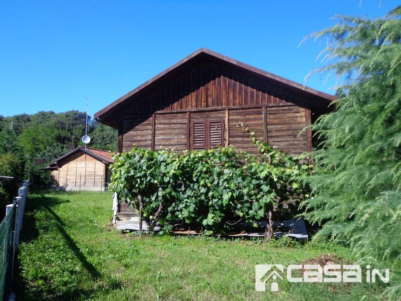 Villa a Schiera in vendita a Capriate San Gervasio, 2 locali, prezzo € 108.000 | Cambio Casa.it