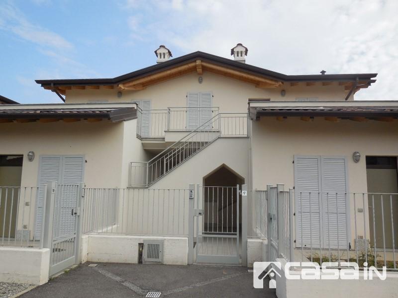 Attico / Mansarda in vendita a Osio Sotto, 4 locali, prezzo € 280.000 | Cambio Casa.it