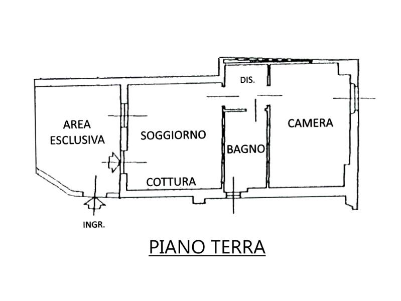 Vendita  bilocale Bottanuco Piazza San Vittore 1 890431