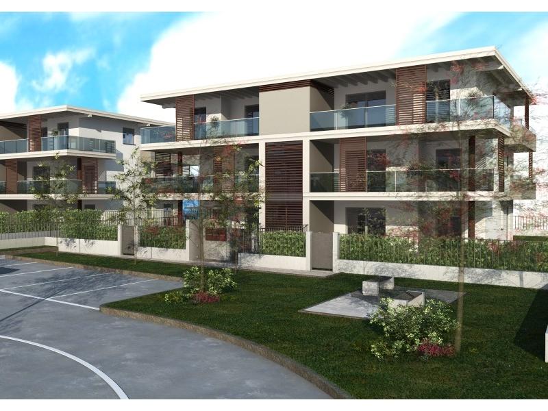 Appartamento in vendita a Brembate, 4 locali, prezzo € 235.000 | CambioCasa.it