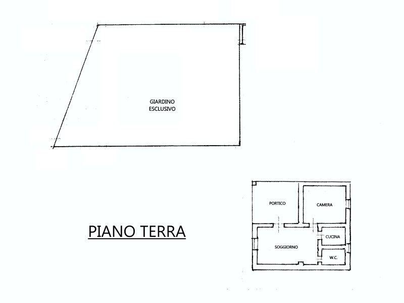 Vendita  bilocale Capriate San Gervasio Via Stadium 1 890432