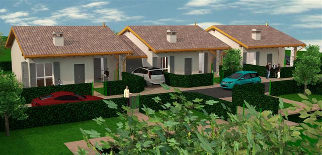 Villa a Schiera in vendita a Vaprio d'Adda, 3 locali, prezzo € 235.000 | Cambio Casa.it