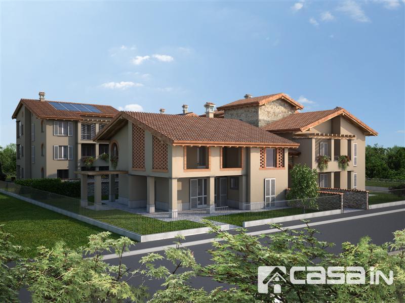 Appartamento in vendita a Vaprio d'Adda, 3 locali, zona Località: VAPRIO D'ADDA, prezzo € 230.000 | Cambio Casa.it