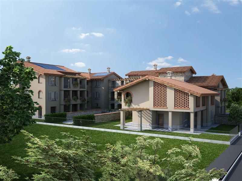 Appartamento in vendita a Vaprio d'Adda, 2 locali, zona Località: VAPRIO D'ADDA, prezzo € 122.000 | Cambio Casa.it