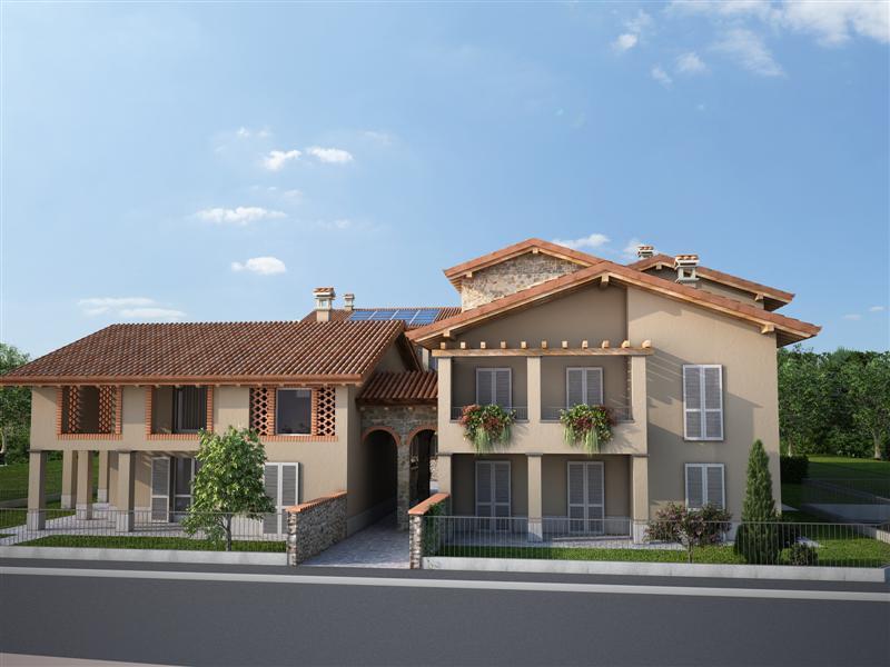 Appartamento in vendita a Vaprio d'Adda, 2 locali, zona Località: VAPRIO D'ADDA, prezzo € 114.000 | Cambio Casa.it