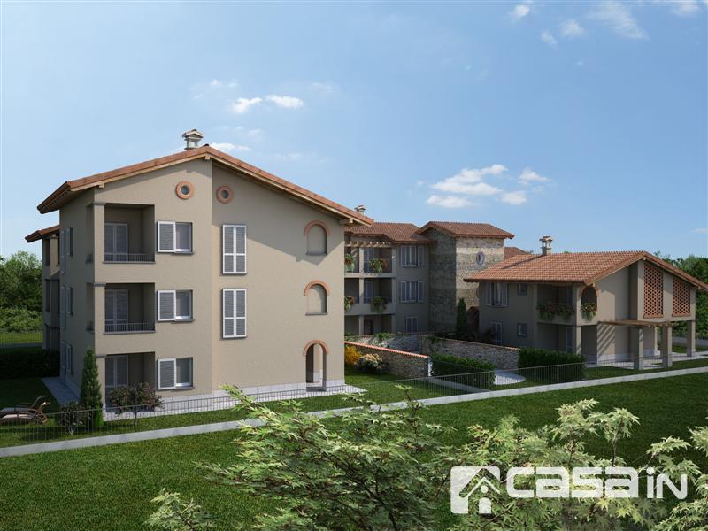 Appartamento in vendita a Vaprio d'Adda, 3 locali, zona Località: VAPRIO D'ADDA, prezzo € 274.000 | Cambio Casa.it