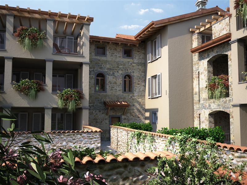 Attico / Mansarda in vendita a Vaprio d'Adda, 3 locali, zona Località: VAPRIO D'ADDA, prezzo € 232.000 | Cambio Casa.it