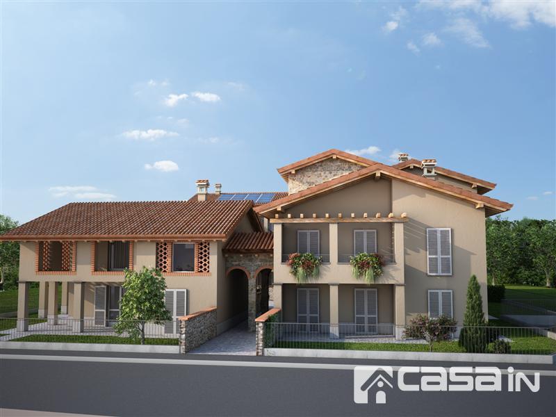 Appartamento in vendita a Vaprio d'Adda, 3 locali, zona Località: VAPRIO D'ADDA, prezzo € 224.000 | Cambio Casa.it