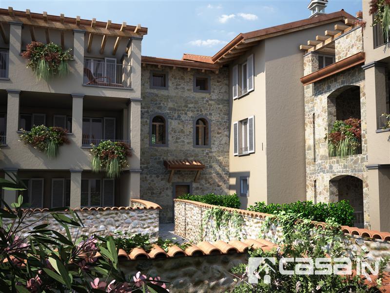 Appartamento in vendita a Vaprio d'Adda, 3 locali, zona Località: VAPRIO D'ADDA, prezzo € 229.000 | Cambio Casa.it